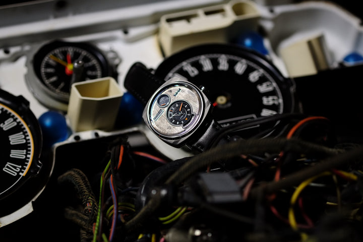 REC WATCHES P51/01 Made from a Ford Mustang