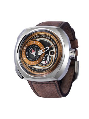 SEVENFRIDAY Q2/01 : THE ADVENTURER