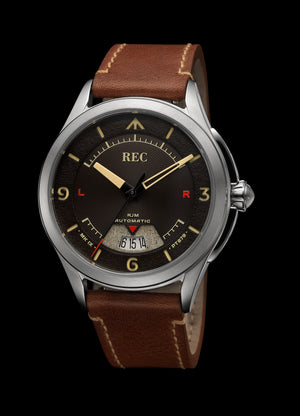 REC RJM 02: MADE FROM A WWII SPITFIRE.... SERIOUSLY