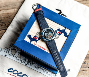 SEVENFRIDAY T1/01 COCORICO LIMITED EDITION