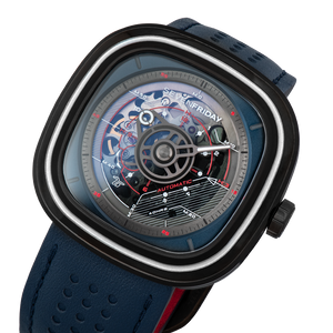 SEVENFRIDAY T3/01 TECHNICAL ENGINE