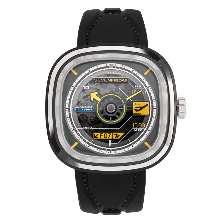 SEVENFRIDAY T3/02 RUNWAY 07 LIMITED EDITION  ✈︎