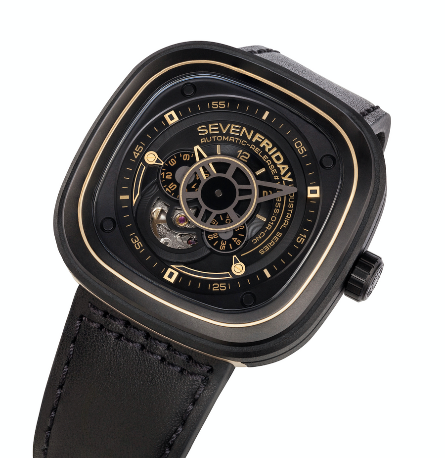 SEVENFRIDAY P2/02 : THE GOLDEN CHILD