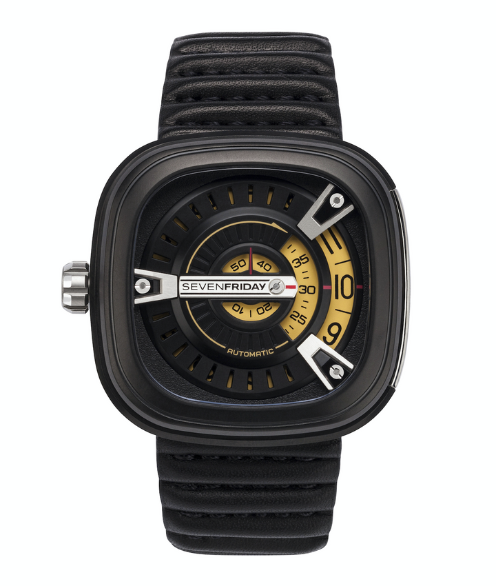 SEVENFRIDAY M2/01 : RAW POWER