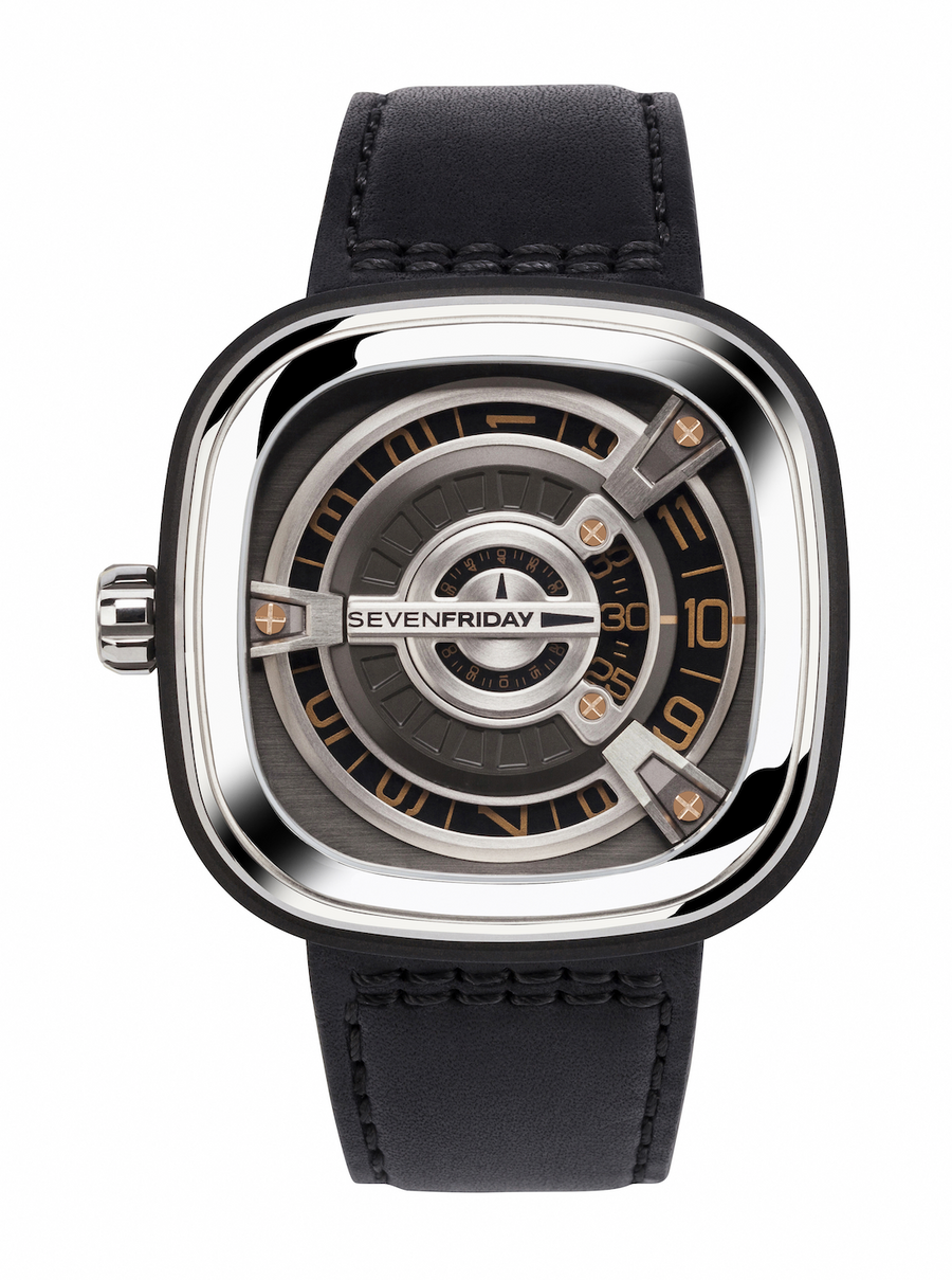 SEVENFRIDAY M1/03 : THE GAMBLER