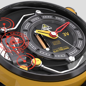 THE AMMETER - The Independent Collective Watches