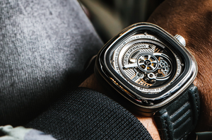 SEVENFRIDAY S2/01 - The Independent Collective Watches