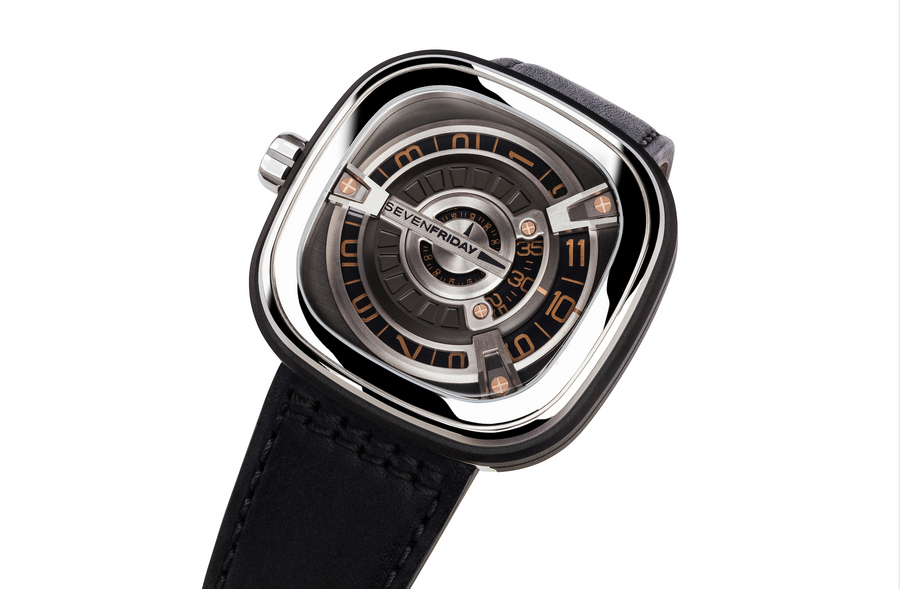 SEVENFRIDAY M1/03: DIRECT READ