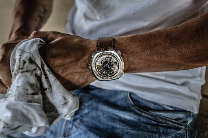 V2/01 - The Independent Collective Watches