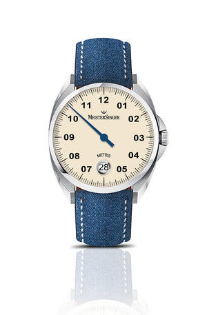 MeisterSinger : Metris - The Independent Collective Watches