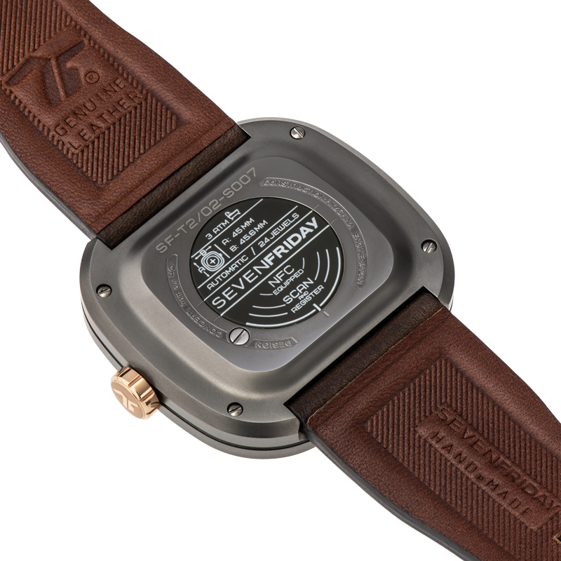 SEVENFRIDAY T2/02 - The Independent Collective Watches