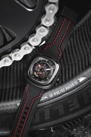 SEVENFRIDAY P3C/02 RACER III - The Independent Collective Watches