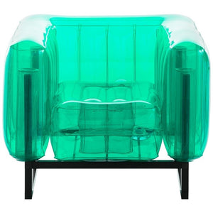 Green Cordial Yomi Armchair - The Independent Collective Watches