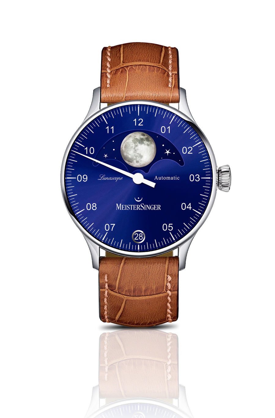 MeisterSinger : Lunascope - The Independent Collective Watches