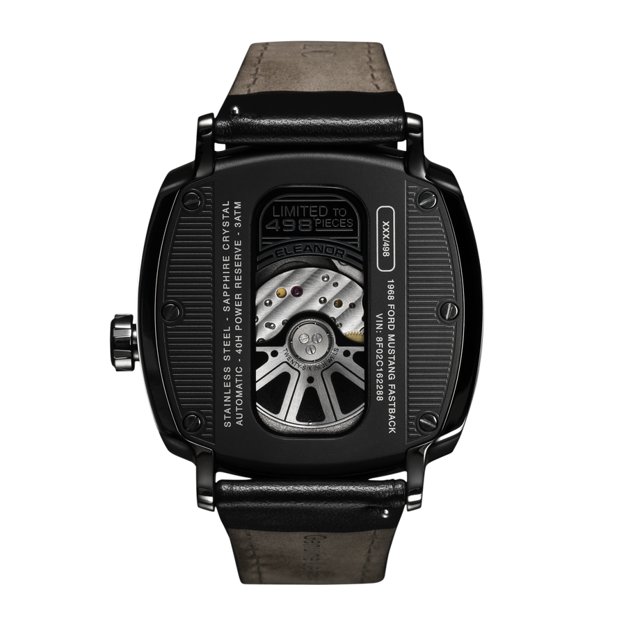 REC WATCHES P51 : Made from an Eleanor - The Independent Collective Watches