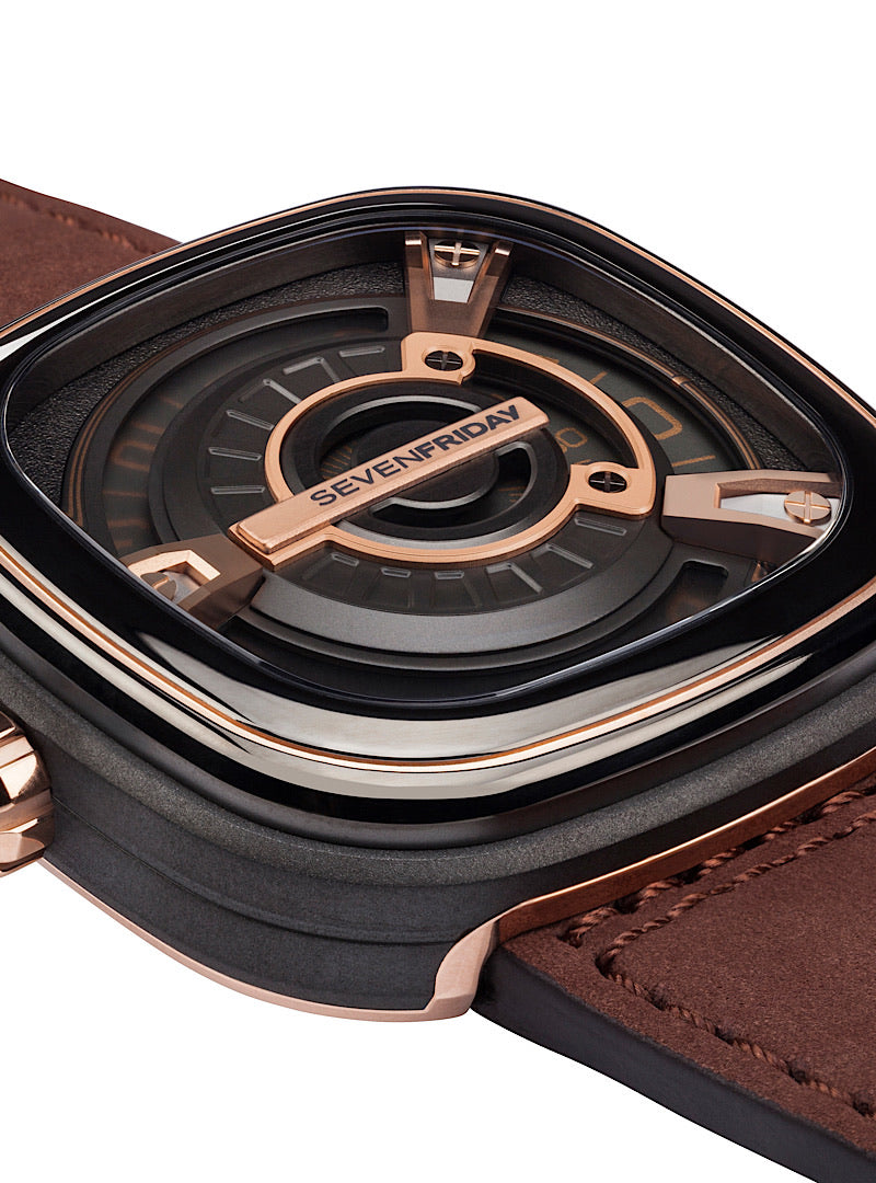 SEVENFRIDAY M2/02 - The Independent Collective Watches