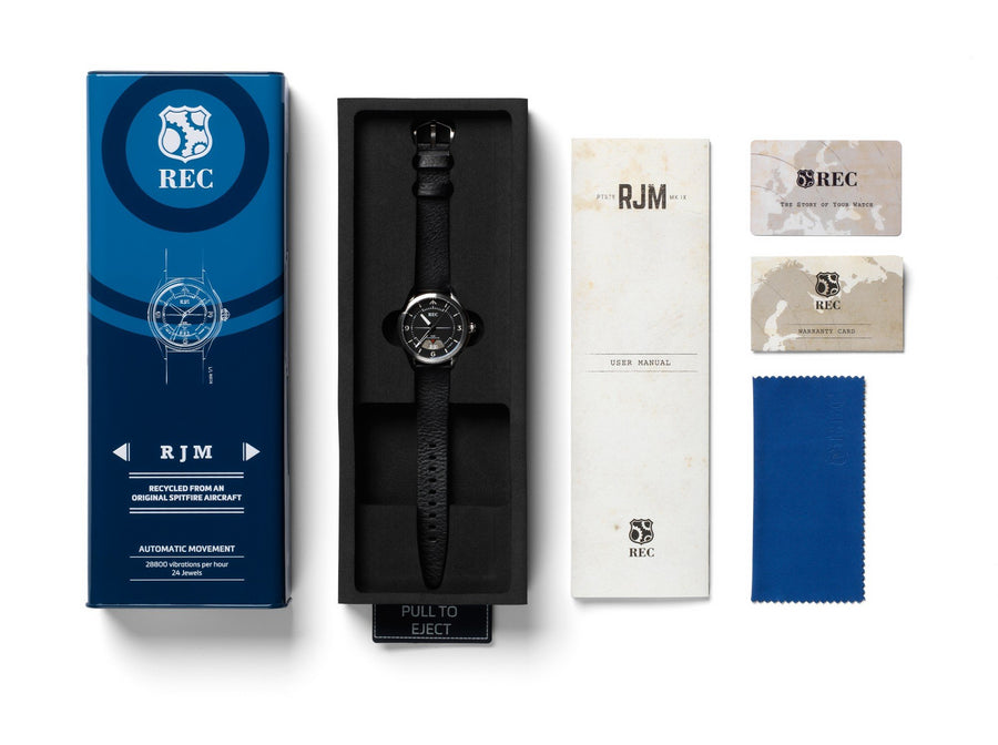REC RJM BLUEBIRD LIMITED EDITION