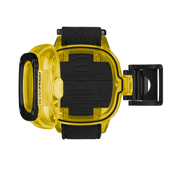 HDB2 MELLOW YELLOW - The Independent Collective Watches