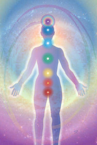 CHAKRAS Part 2 - The Rainbow Spectrum of Colors
