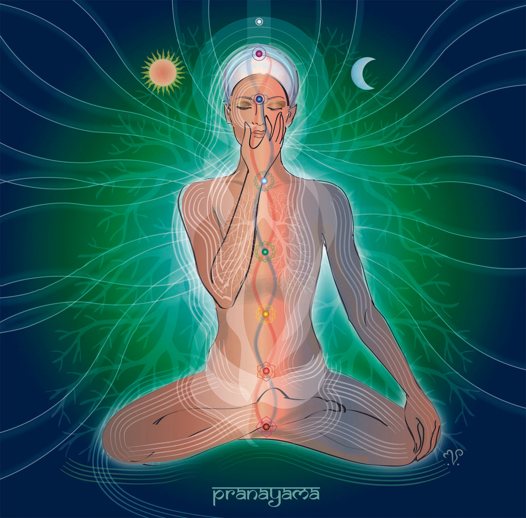 PRANA - Our Vital Life Force Energy