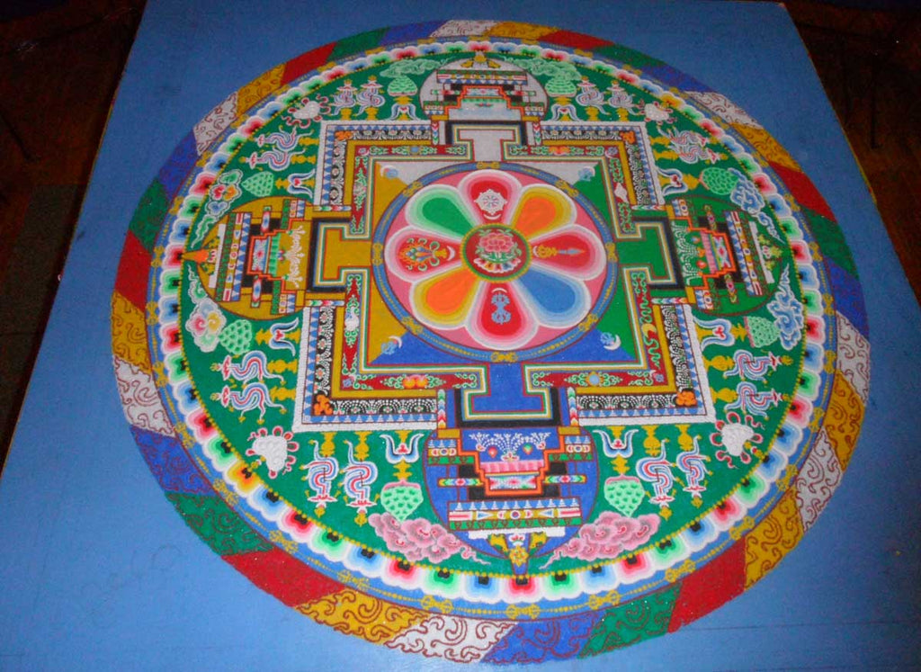 MANDALAS - Tools for Meditation, Balance & Spiritual Awakening