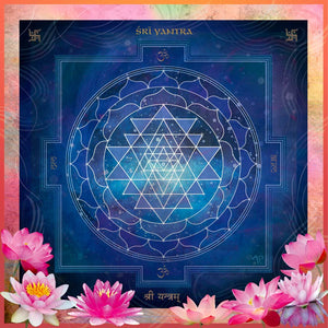 YANTRAS - Sacred Symbols as Visual Tools for Meditation & Spiritual Awakening