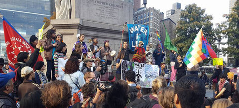 Water Is Life March NYC