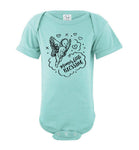 Mama's Little Blessing B - Short Sleeve Onesie
