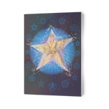 Star Goddess - 5x7 Greeting Cards