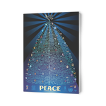 Universal Peace Tree - Greeting Cards