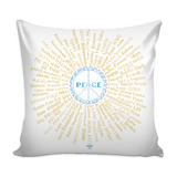 Radiate Peace 220 - Pillow Covers