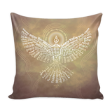 Universal Peace Dove 108 - Pillow Covers