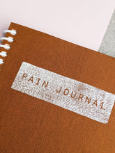 Terracotta Cloth Pain and Symptom Journal