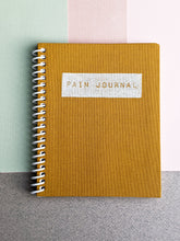 Mustard Cloth Pain and Symptom Journal