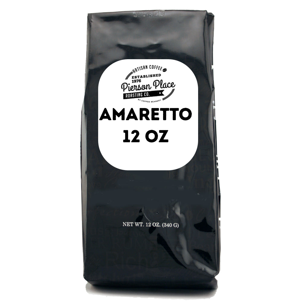 Amaretto Flavored Gourmet Coffee 12oz | 20bags/case