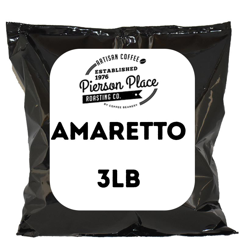 Amaretto Flavored Gourmet Coffee 3lb | 4bags/case