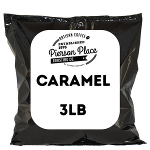 Caramel Flavored Gourmet Coffee 3lb | 4bags/case