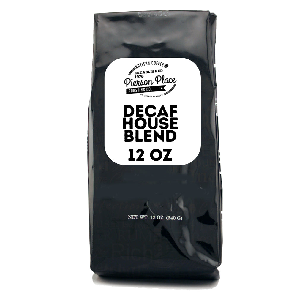 DECAF House Blend - Java Select 12oz | 20bags/case