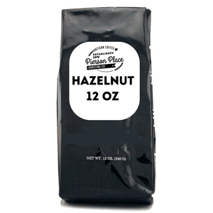 Hazelnut Flavored Gourmet Coffee 12oz | 20bags/case