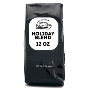 Holiday Blend Flavored Gourmet Coffee 12oz | 20bags/case