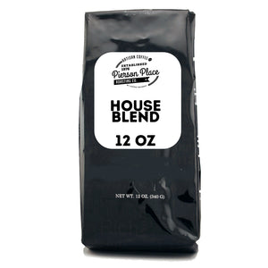 House Blend - Java Select 12oz | 20bags/case