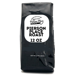 Pierson Place Roast - Dark Blend 12oz | 20bags/case
