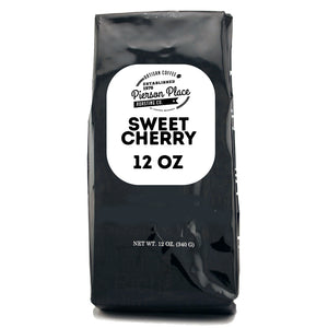 Sweet Cherry Flavored Gourmet Coffee 12oz | 20bags/case
