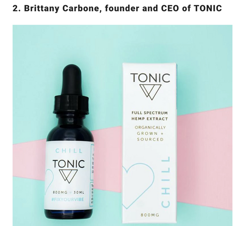 Bustle 9-women-in-wellness-to-watch brittany-carbone
