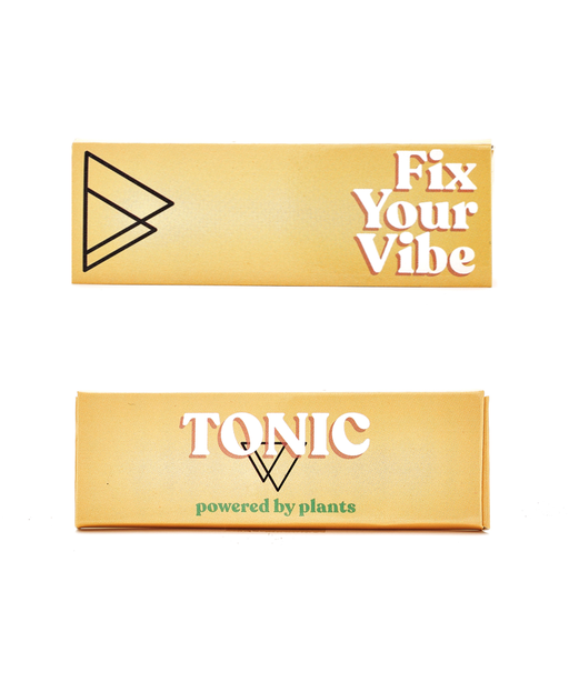 TONIC rolling papers