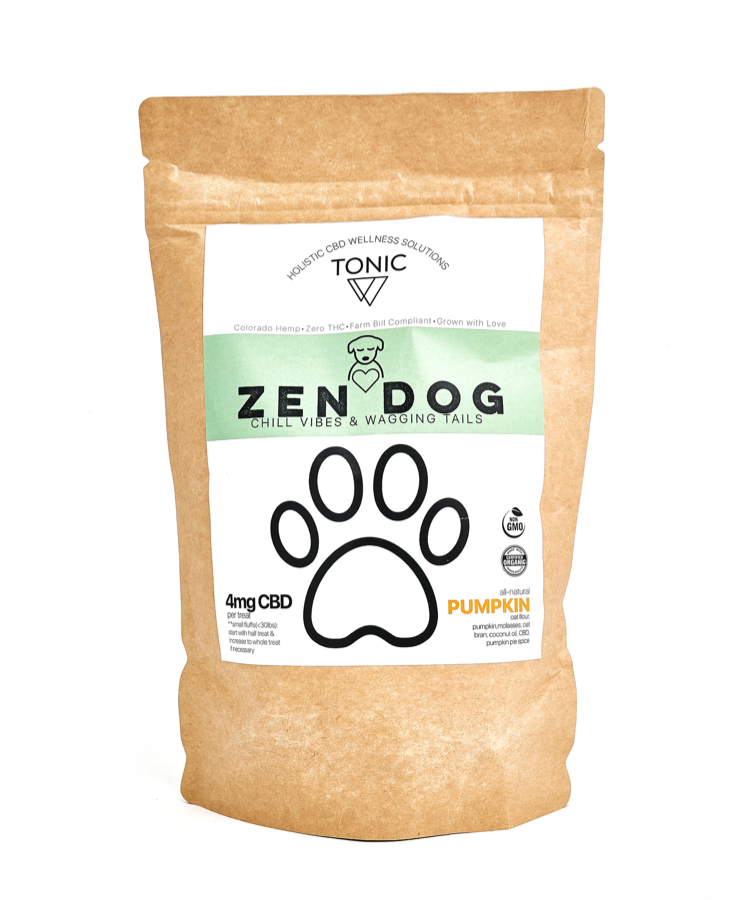 zen-dog cbd dog-treats