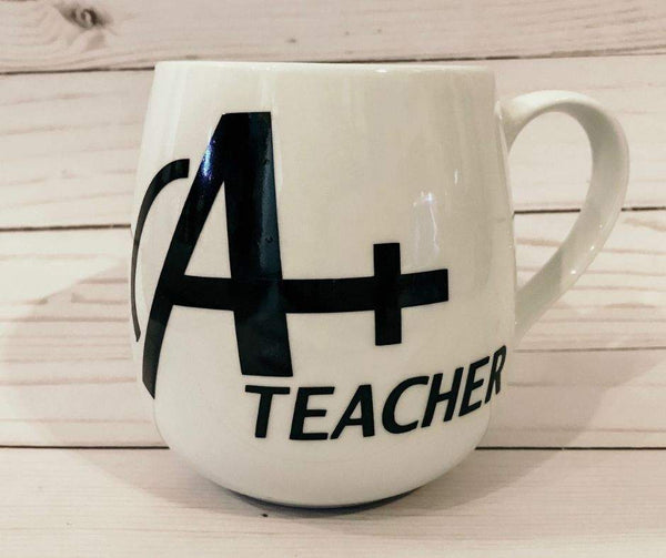 Teacher Superhero Mug
