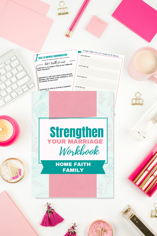 Strengthen Your Marriage Workbook
