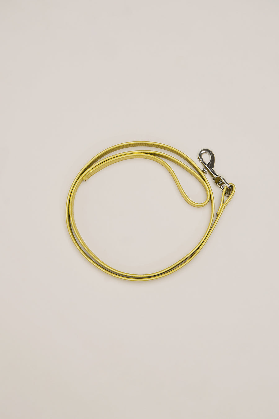 CaSa Dog Leash in Chartreuse