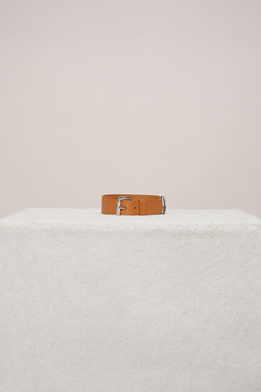 CaSa Dog Collar in Toffee